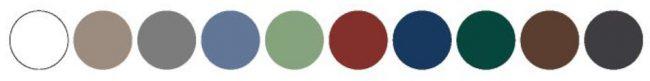 couleurs pour clotures alu deco